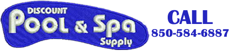 Discount Pool & Spa Supply Logo