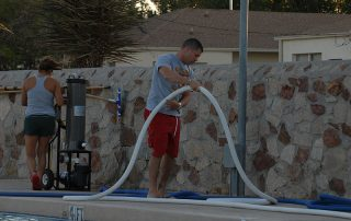 Pool and Spa Service and Repair
